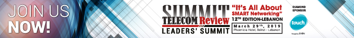Telecom Review Summit 2019 Beirut