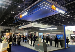 Huawei redefines energy through innovation at WEC 2019