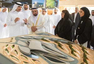 Bee'ah commemorates Sharjah Architecture Triennial with innovative design exhibit