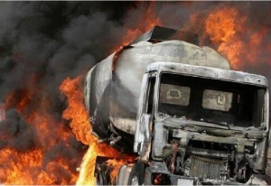 Fuel tanker blast takes life of over 40 citizens