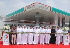 ENOC Group inaugurates new service station in Fujairah