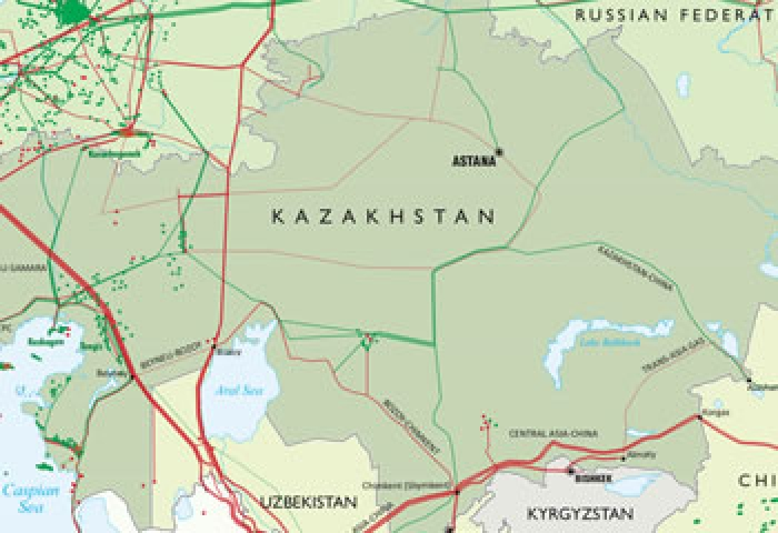 Kazakhstan to demand a $1.1 bn compensation for energy field