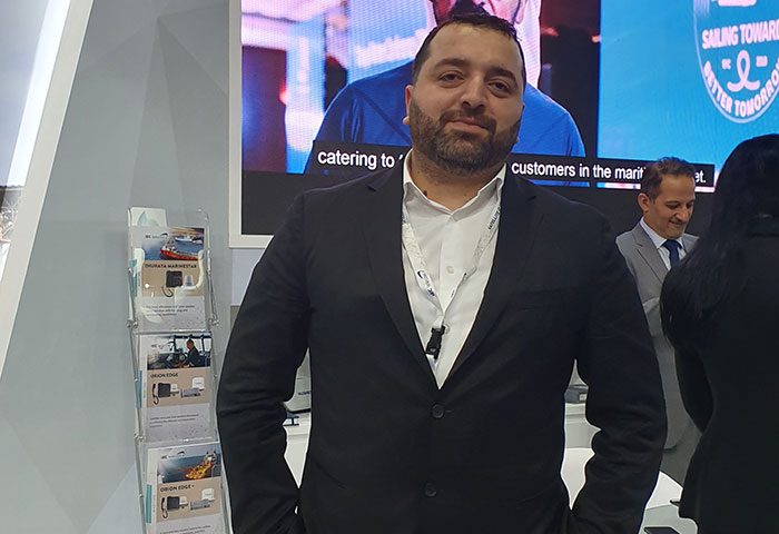 Thuraya and IEC Telecom outline the importance of connectivity onboard