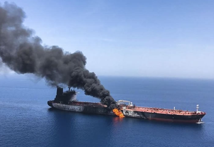 Here's what you need to know about Gulf tanker attacks