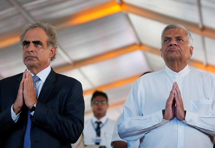 Oman invests in construction of a $4bn oil refinery in Sri Lanka