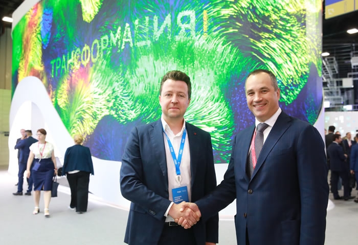Gazprom Neft and Zyfra cooperate to digitize the oil and gas sector with their new services