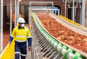 EGA signs agreement to supply bauxite to Xinfa for five years