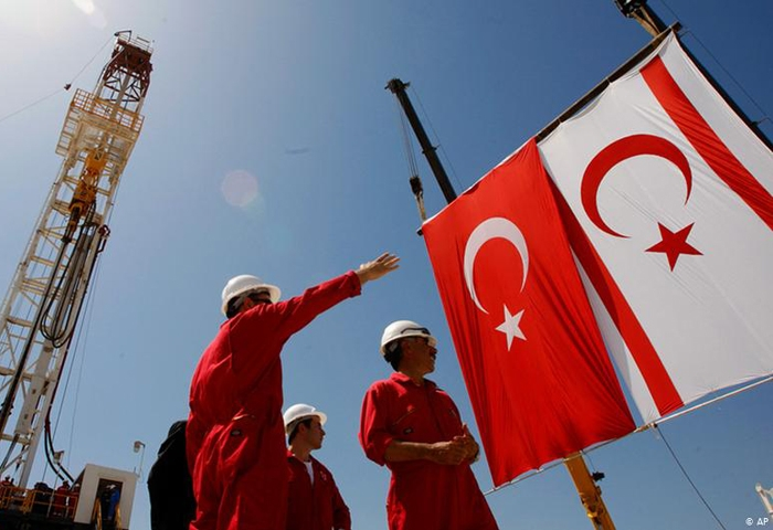 Cyprus and Turkey: an exploratory gas drilling race