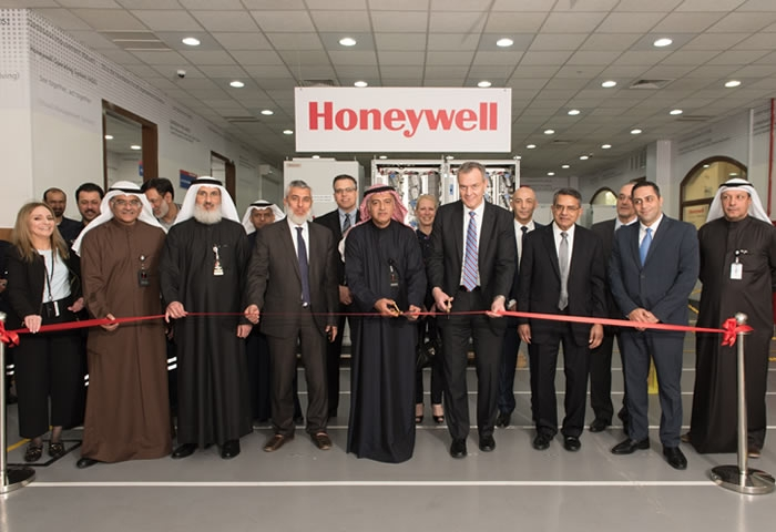 Honeywell to promote Kuwait as a world-leading manufacturer in the oil and gas industry