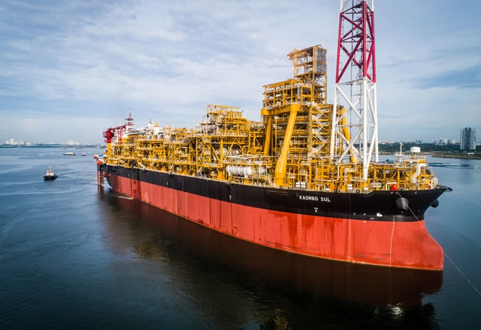 Total completes innovative ultra-deep-water offshore project in Angola
