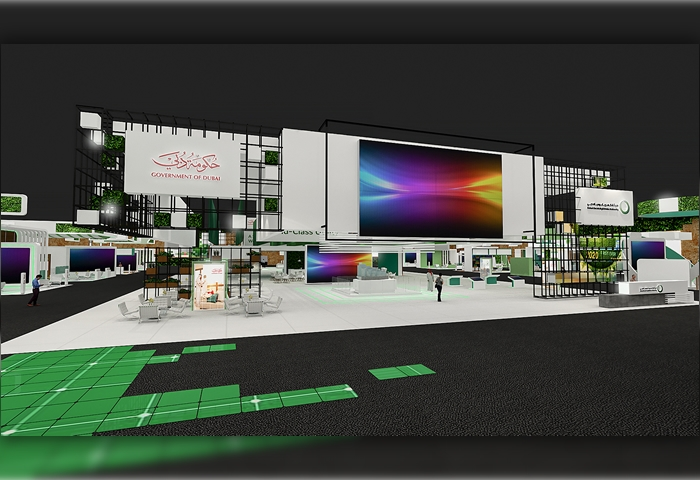DEWA showcases latest innovations at its main stand in WETEX & DSS 2020