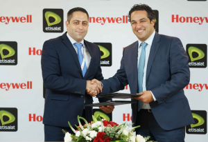 Honeywell partners with Etisalat Misr for a smarter Egypt