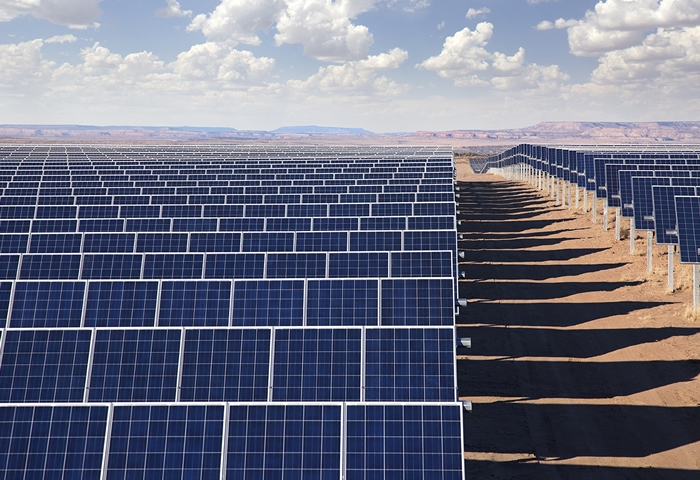 Massive solar power investments in the MENA region, operational in the next 5 years