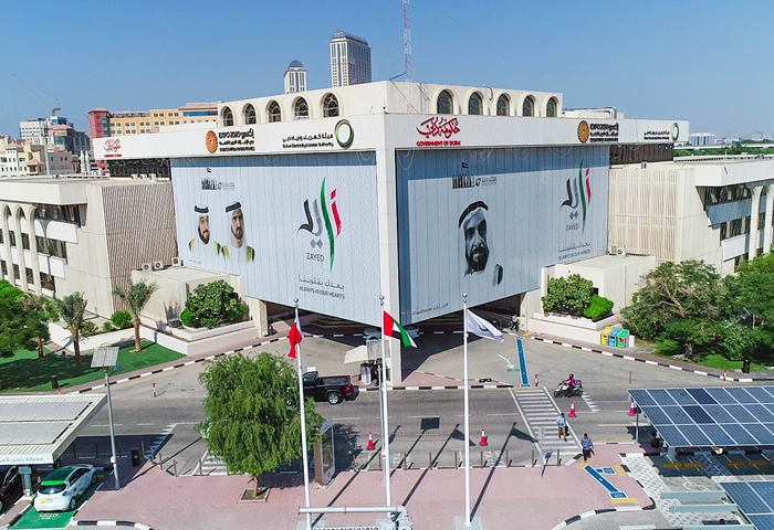 DEWA's smart app is among top three in Dubai Government