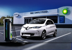 BP acquires UK's largest electric vehicle charging company