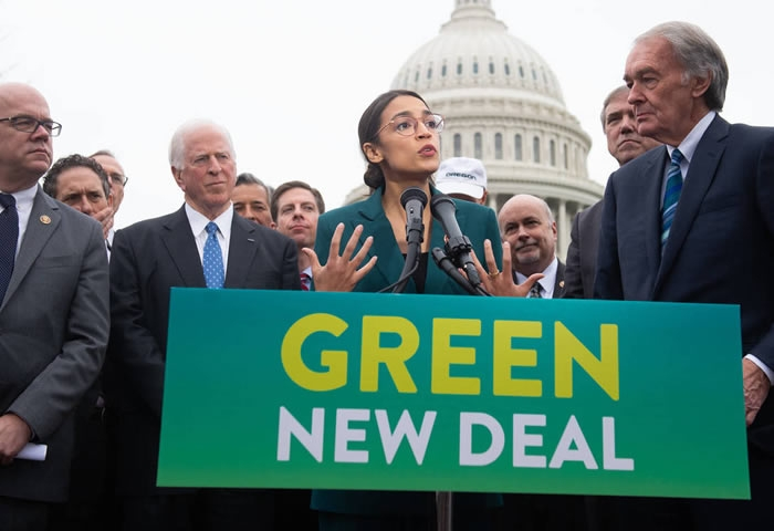 Will the 'Green New Deal' be a lifesaver?