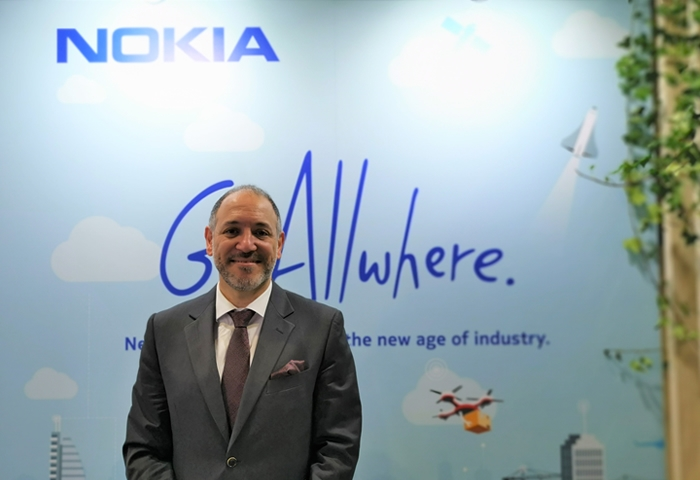 Samer Qablawi on Nokia's mission to revolutionize the energy sector