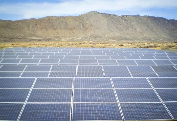 Orange positions itself to lead solar panel deployment in MEA