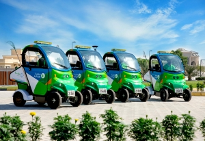 Bee'ah revolutionizes waste collection in Sharjah with new technology