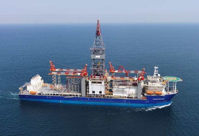 Tungsten Explorer arrives to Beirut, operations of the 1st exploration well to start on Block 4