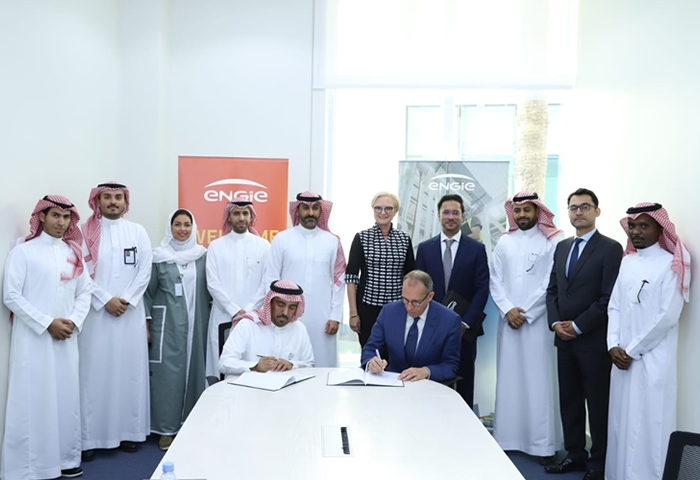ENGIE partners with SIDF to promote development of KSA local talent