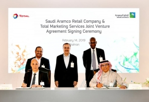 Two giant oil companies develop high-quality retail fuel network in Saudi Arabia