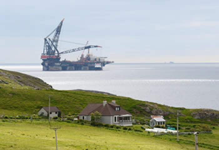 Total discovers new gas field off the Shetland Islands