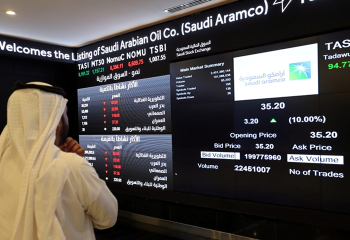 Coronavirus negatively impacts Aramco IPO shares
