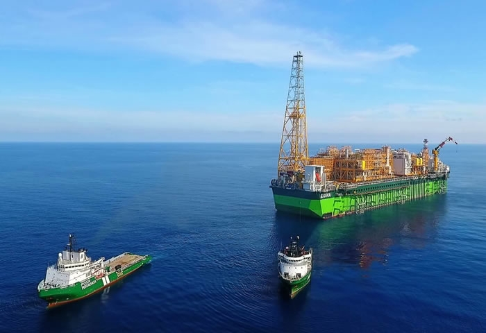French oil group starts production offshore Nigeria