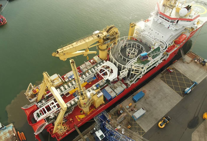 Global Offshore completes cable installation campaign despite covid-19 challenges