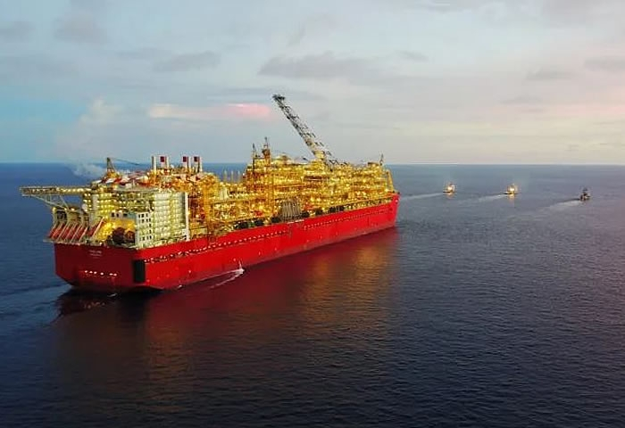 World's largest FLNG begins Australia output