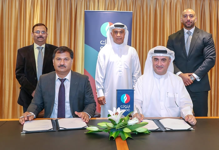 ENOC Group partners with IOC to expand its global footprint