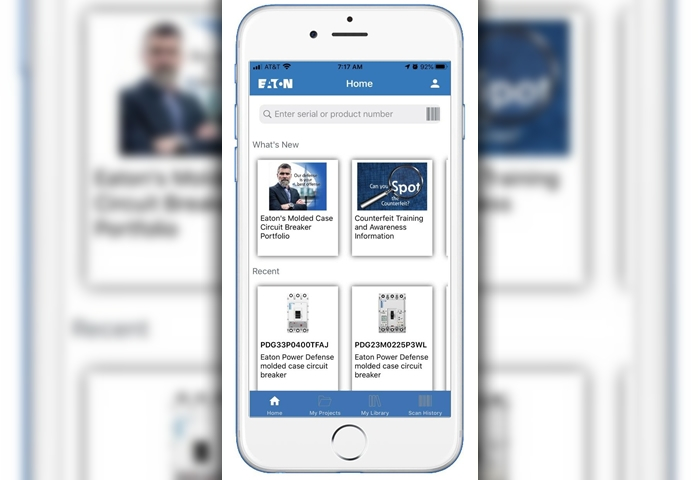 Eaton Middle East promotes its new mobile app