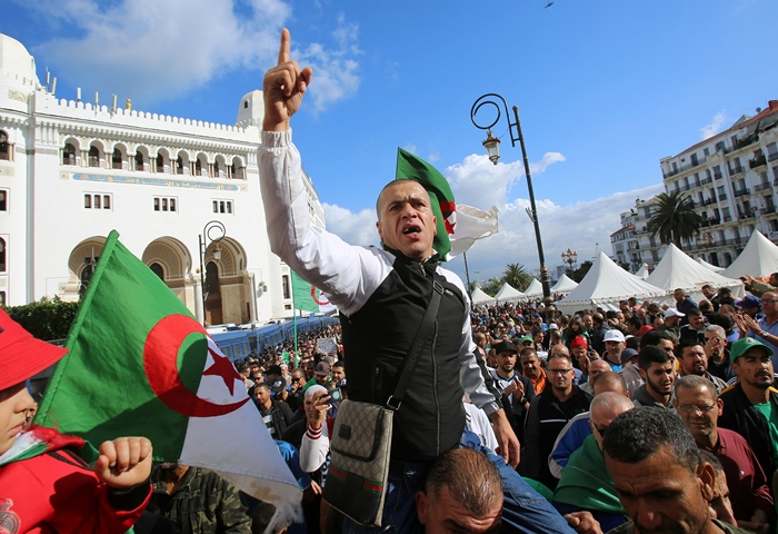 Controversial energy law fuels anger in Algerian streets