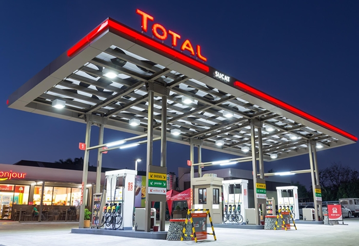 Total launches its 1000th solar-powered service station in Morocco