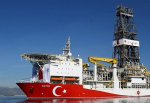 Turkey to initiate drilling off Cyprus