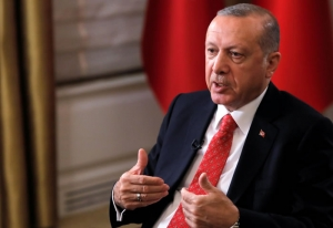 "Erdogan warns Greece and Cyprus not to make a ""reckless"" move"