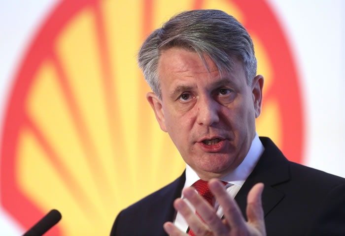 Shell CEO announces launch of $25bn share buyback program