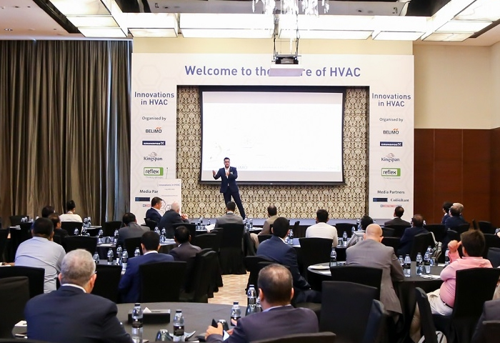 Middle East HVAC industry experts meet in Dubai to further sustainability goals