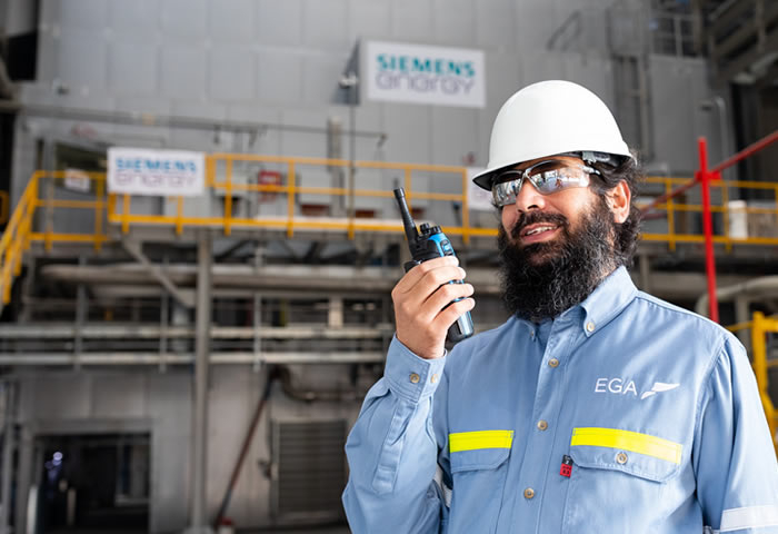EGA, Mubadala, Dubal Holding and Siemens complete major milestone