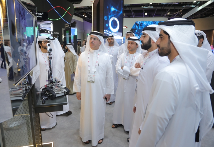 DEWA showcasing latest technologies in utility sector at GITEX 2019