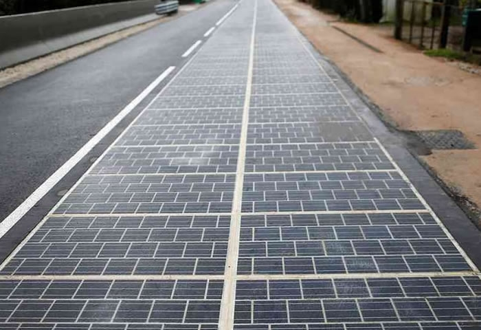 France gives solar roads another try