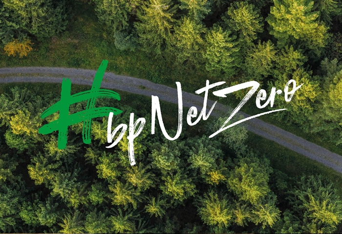 BP sets ambition for net zero by 2050