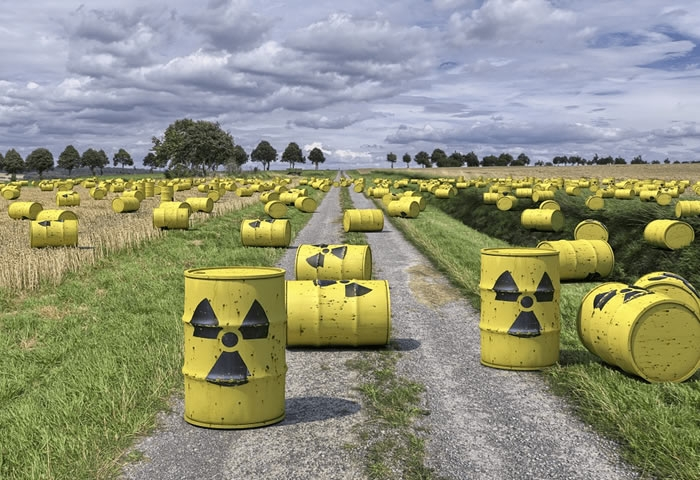 Not dealing with nuclear waste is a big deal