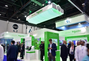 Schneider Electric enables digital transformation with new innovative tech at ADIPEC