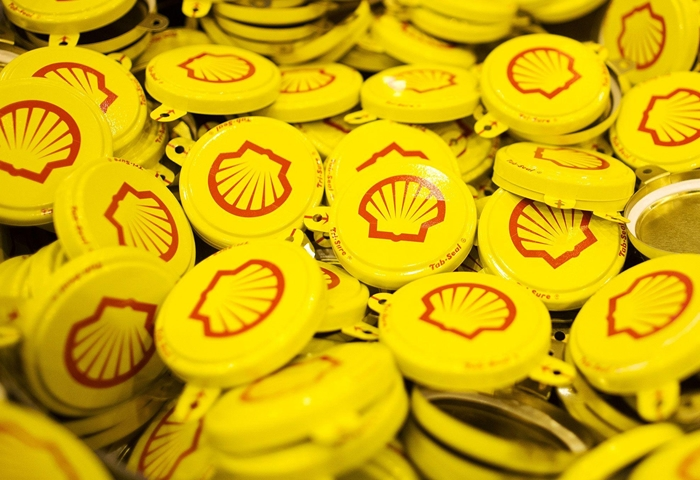 Shell registers slumping oil prices in Q1