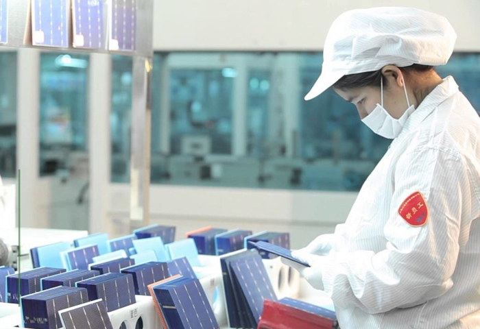 JinkoSolar breaks world record for bifacial modules conversion efficiency