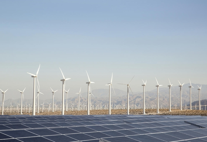 Renewables now EU's biggest source of electricity