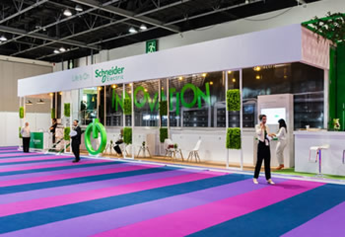 Schneider Electric partners with Dubai Municipality on smart cities innovations at WETEX