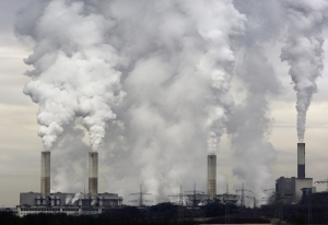 Lack of emission cuts could cost the global economy $600 tn